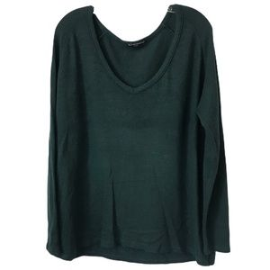 Brandy Melville Forest Green Sweater